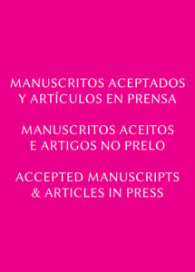 Tapa para manuscritos aceptados y artículos en prensa